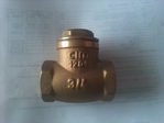 Swing Check Valve 80 125 Pounds CIM
