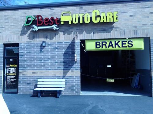 Automechaniker D' beste Auto Care , LLLP - Lilburn , GA 30047