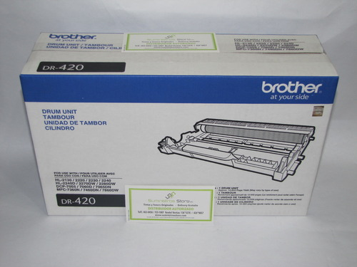 Drum o cilindro DR-420 para HL-2270/2240 original reparto gratuito lim