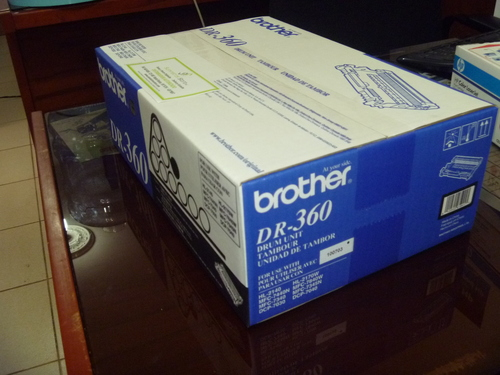 Drum Brother DR-360 original - delivery gratuito en lima metropolitana
