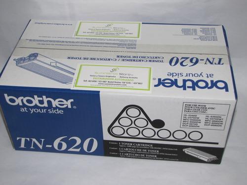 Toner Brother TN-620 original nuevo delivery gratuito en lima metropo