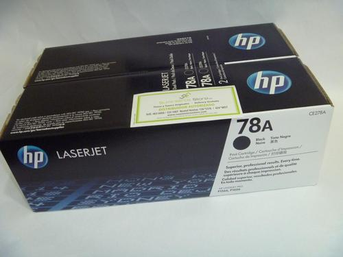 Toner HP P1606 P1566 codigo 78A dual pack oferta x 2 unidades