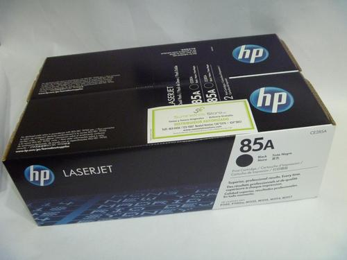 HP CE285A Toner x 2 dual pack units offer, free delivery lima