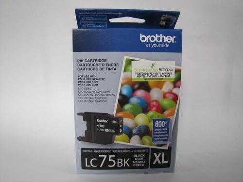TINTA BROTHER MFC-J6710DW BLACK (600P) delivery gratuito en lima