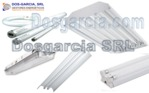 Fluorescent Tubes T8, T5 lighting fixtures lights dosgarcia.com