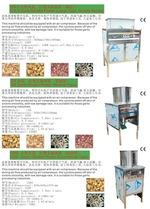 Máquina de CORTE VEGETAIS legumes pré-processadosRazorfish