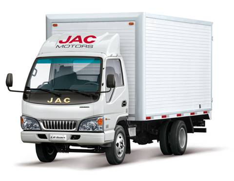 CAMION JAC 1060 5.3 T MOTOR CUMMINS $ 48.900.000