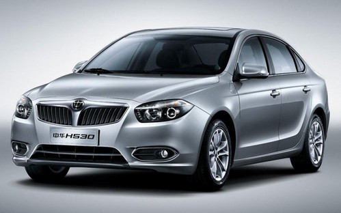 BRILLIANCE H530 DESDE $38.900.000
