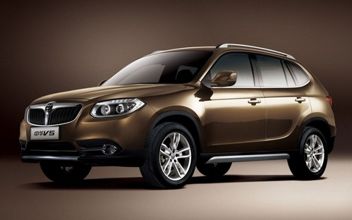 BRILLIANCE V5 DESDE $39.900.000