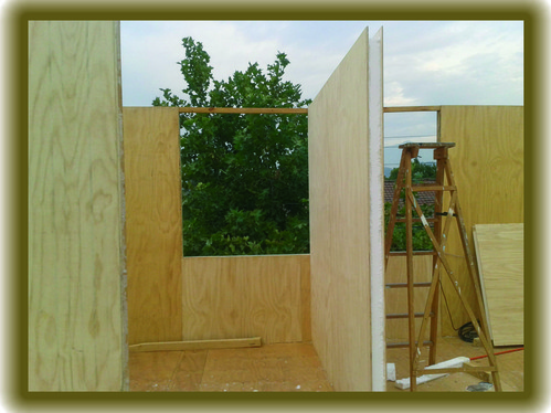 SIP panels ( insulating ) for housing construction
