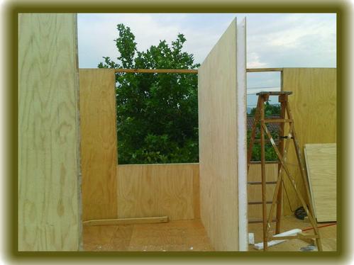 Paneles SIP (termoaislantes) para la construcción de viviendas