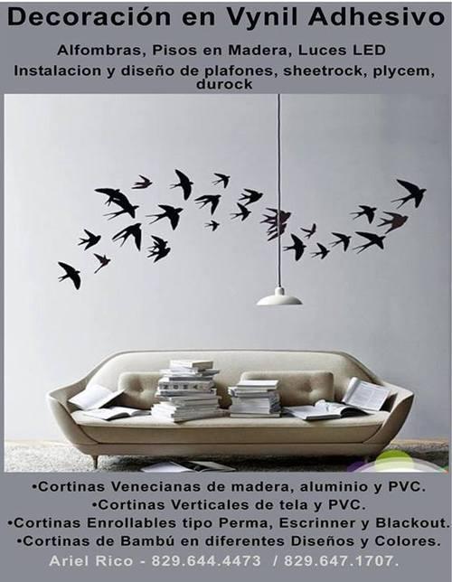 Venta E Instalación Vynil Decorativo Adhesivo, Vinilo, Alfombras 3m