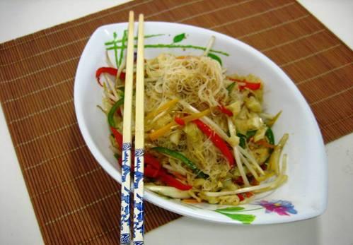 Fideo de arroz