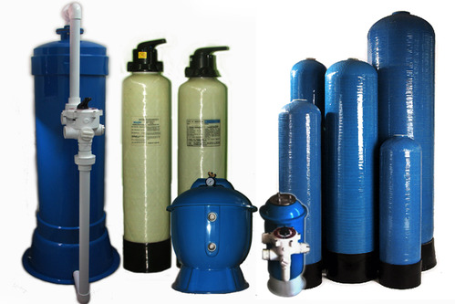 Filters for water treatment