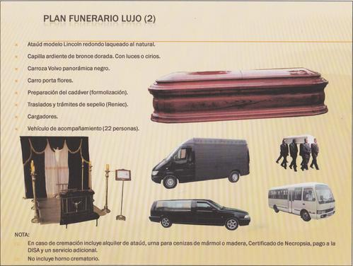 Plan Funerario Lujo (1)