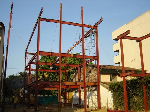 Edificios de Acero
