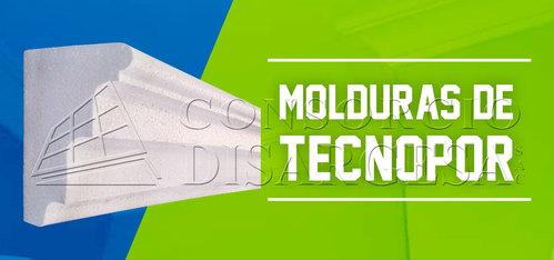 MOLDURAS o CORNISAS DE TECNOPOR
