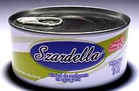 Grated de Anchoveta Szardella