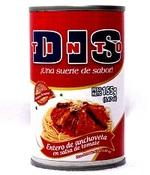 Entero de Anchoveta Distinto en Salsa de Tomate Tinapá