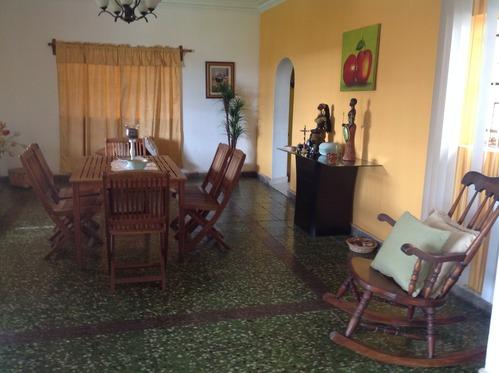 A principal sala de jantar