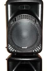 loudspeakers of hi-fi