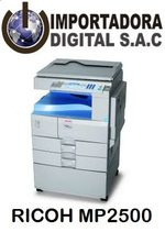 MULTIFUNCTION COPIER RICOH MP2500
