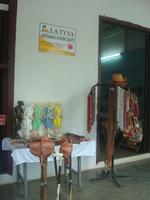 Ambachtelijke winkel in Cuba Vinales Pinar del rio