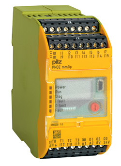 Pilz safety distribuidor Argentina
