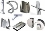 Acsesorios Hardware & Accessories for glass and aluminum