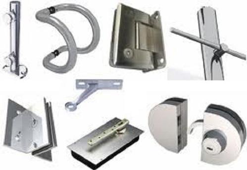 Acsesorios, Herraje, Complementos y Suministros para vidrio, aluminio,