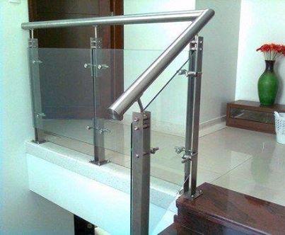 Pasamanos de Acero Inoxidable, Aluminio, Hierro, Escaleras