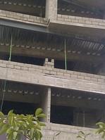 Construccion edificio de Oficinas, estructura mixta.