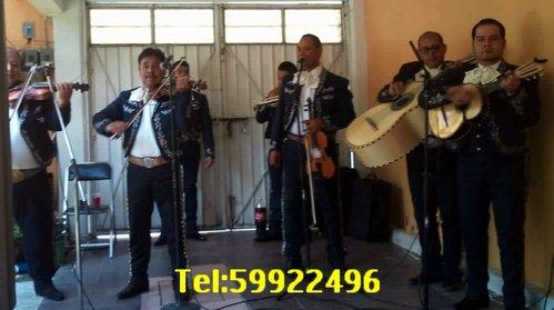 Mariachis economicos en DF 1250 pesos Serenata