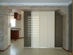 Cortinas paneladas, panel glide, panel japones, cortina panelada