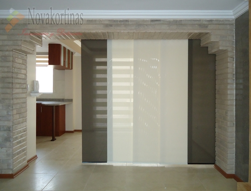 Paneled curtains, panel glide , Japanese panel, paneled curtain