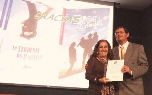 Reconocimiento del CDN del Colegio de Psicólogos del Perú