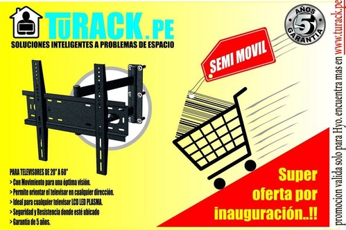 Rack Semi movil