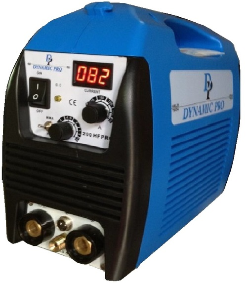 Maquina Soldadora Inversora Smaw/Tig DYNAMIC PRO-China Mod.200 HF PRO
