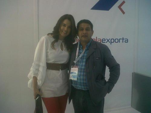 Uno de nuestros Clientes en VENEZUELA EXPORTA BOGOTA