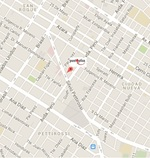 Nossa área de localização Mercado 4