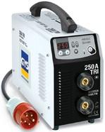 Maquina de Soldar Portatil Smaw/Tig GYS-Francia Modelo PROGYS 250 TRI
