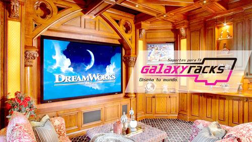 Galaxyracks. Verkoop en installatie van LED LCD TV rekken Lima Peru