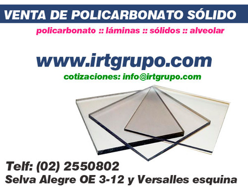 sale of cellular polycarbonate