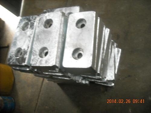 Anodos de zinc