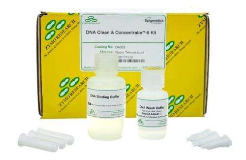 Kits de Purificacion de ADN y RNA, Zymo Research