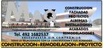 CONSTRUCCION, REMODELACION Y PROYECTO.