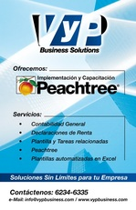 Sage50 - Peachtree