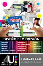 Imprenta y Diseño Gráfico