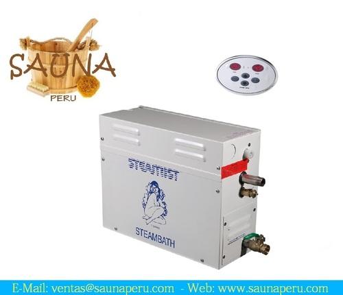Fabricamos generadores de vapor para baños turcos