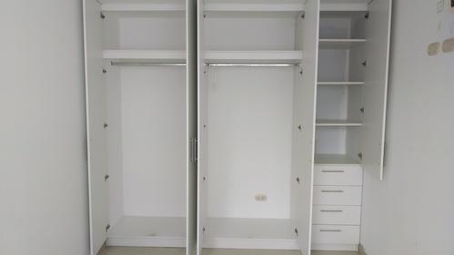 closet en melamine